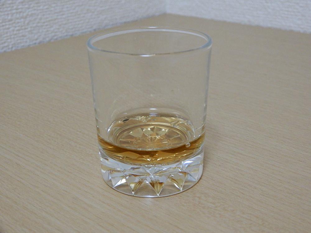 ゴッソトリノをグラスに出した時の画像